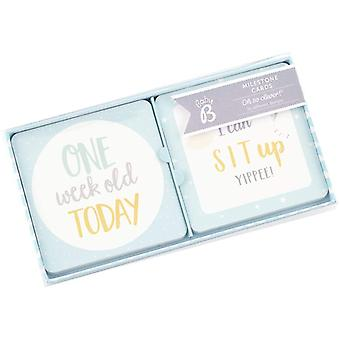 Busy B Baby First Years Milestone Cards