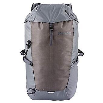 Marmot Kompressor, Light Backpack, Daypack, Sport Backpack and Casual Casual Backpack, 50 cm, 18 liters, Cinder/Slate Grey