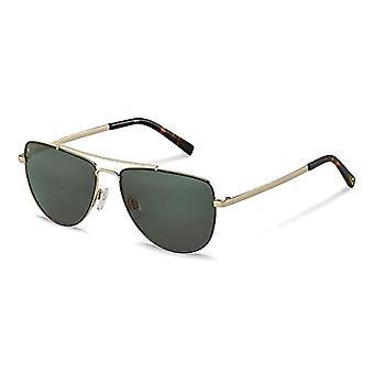Rodenstock Sonnenbrille Youngline Sun RR105, Men's Glasses, Black, Gold, Havana, Medium