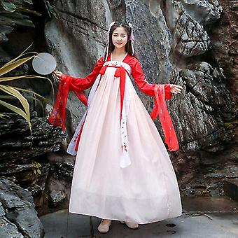 Women Hanfu Fairy Dress Ancient
