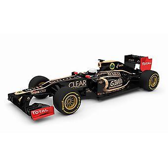 Lotus F1 E20 Test auto (Jerome d Ambrossio - 2012) Diecast Model auto