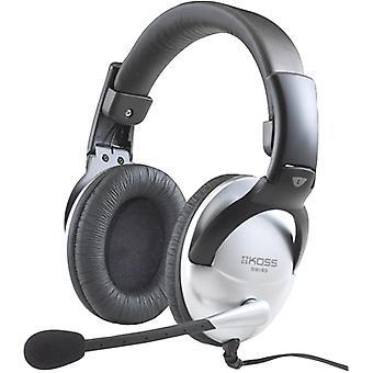 Koss SB45 Gaming Headphones Silver