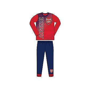 Arsenal Pyjamas Sublimation Druck 5/6 jahre