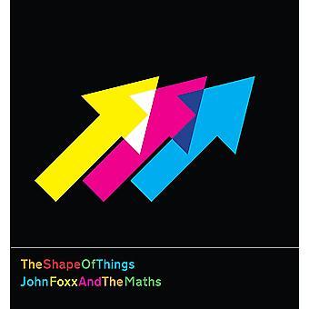 John Foxx e la matematica - La forma delle cose in edizione limitata (The Shape Of Things Limited Edition Vinyl)