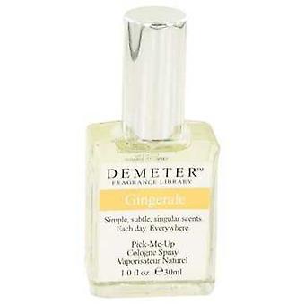 Demeter Gingerale von Demeter Köln Spray 1 Oz (Frauen) V728-482234