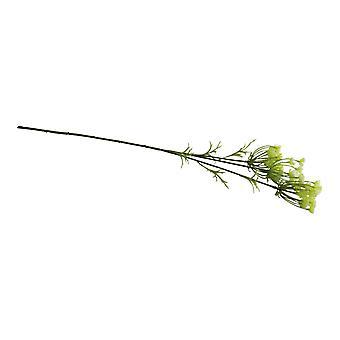 Enkelt spray af ko persille med hvide blomster, 79cm