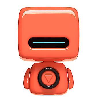 Mini altoparlante telecomando wireless usb wireless selfie (Arancione)