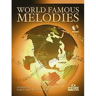 World Famous Melodies Recorder Book With Cd