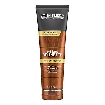 John Frieda Brilliant Brunette Visibly Brighter Subtle Lightening Shampoo
