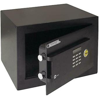Yale Premium Safe Insurance Approved 22 mm Motorised Bolts LCD Screen 20 Litre