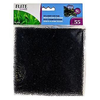 Elite Hush 55 Replacement Filter Foam - 5 count