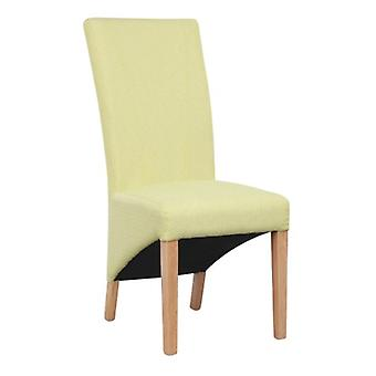 Tristan Oak Upholstered Chair - Color Selection