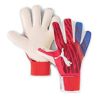Puma Unisex Ultra Grip 1 Hybrid Pro Torwart Handschuhe Fußball Sport Zubehör