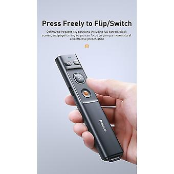Remote controls wireless laser pointer 2.4Ghz remote controller for mac win projector powerpoint presenter