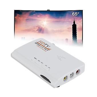 Hd 1080p עם Vga / ללא גרסת Vga Dvb-t2 מקלט תיבת טלוויזיה שלט רחוק