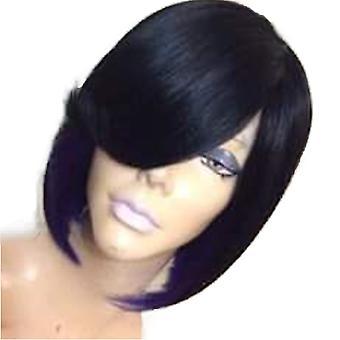 Pelucas del centro comercial de la marca, pelucas de encaje, pelucas realistas, pelo corto