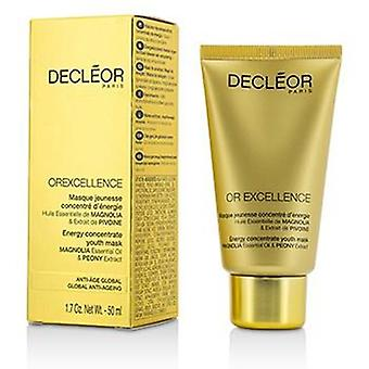 Decleor Orexcellence Energy Concentrate Youth Mask - 50ml/1.7oz