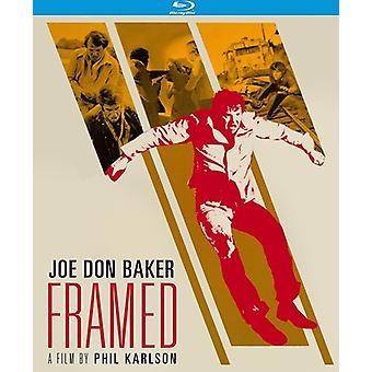 Framed (1975) [Blu-ray] USA import