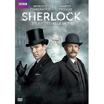 Sherlock: The Abominable Bride [DVD] USA import