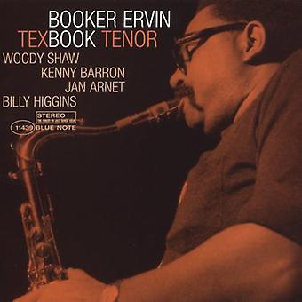 Booker Ervin - Tex Book Tenor [CD] USA import