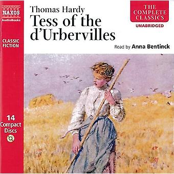 Thomas Hardy - Tess von den D'Urbervilles [CD] USA import