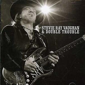 Stevie Ray Vaughan & Double Trouble - Stevie Ray Vaughan & Double Trouble: Vol. 1-Real Deal: Greatest Hits [CD] USA import