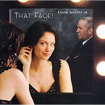 Frank Sinatra Jr. - Face! [CD] USA import