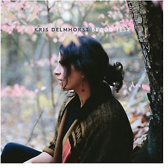 Kris Delmhorst - Blood Test [CD] USA import