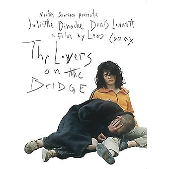 Lovers on the Bridge [DVD] USA import