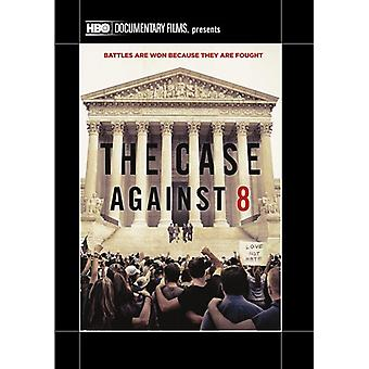 Case Against 8 [DVD] USA import