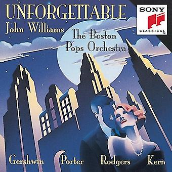 John Williams - Unforgettable [CD] USA import