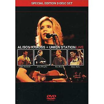 Alison Krauss - import direct USA [DVD]