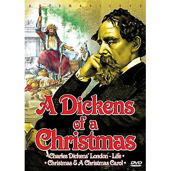 Dickens of a Christmas [DVD] USA import