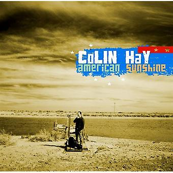 Colin Hay - American Sunshine [CD] USA import