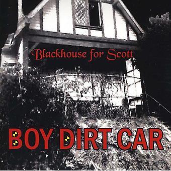 Jongen vuil auto - zwart huis Scott [CD] USA import