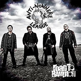 Anti-Nowhere League - Road to Rampton [CD] USA Import