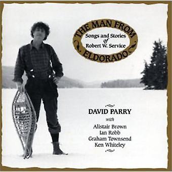 David Parry - Man From Eldorado [CD] USA import