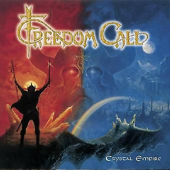 Freedom Call - Crystal Empire [Vinyl] USA import