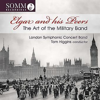 Elgar / Higgins - Art of the Military Band [CD] USA import