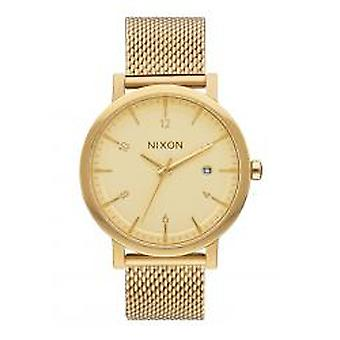 Nixon de Rollo 38 SS All Gold (A1087-502)
