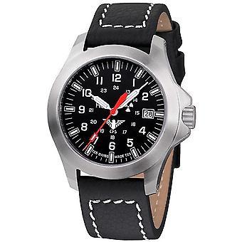 KHS zegarki męskie zegarek plutonu LDR KHS. PLDR. LBB