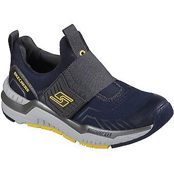 Skechers jongens Hyperjolt Thermospeed lichtgewicht Athletic Trainer schoenen
