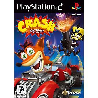 Crash Tag Team Racing (PS2)-ny