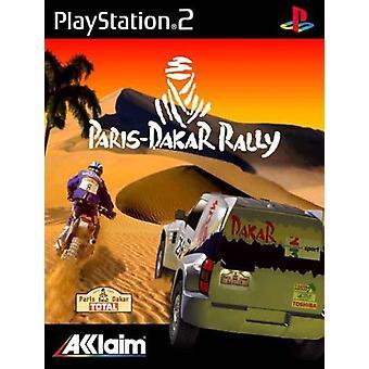 Paris Dakar Rally (PS2)-fabriken förseglad