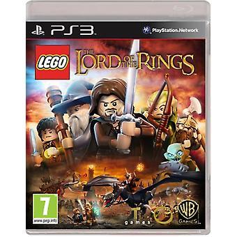 LEGO Lord van de ringen (PS3)-nieuw