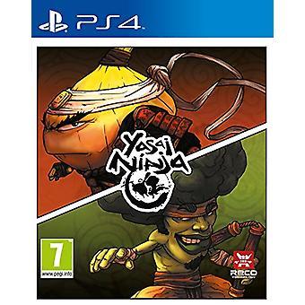 Yasai Ninja (PS4)-nieuw