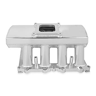Holley 829051 Holley Sniper Hi-Ram Fabricated Intake Manifold Single Plane EFI Incl. Fuel Rail Kit RPM Power Band 2200-6