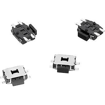 Würth Elektronik WS-TUS 436351045816 Druckknopf 12 V DC 0.05 A 1 x Off/(On) momentan 1 Stk.(s)