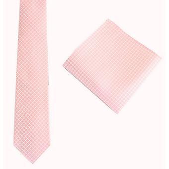 נייטסברידג ' ללבוש עניבה וכיכר כיס סט-ורוד סלמון