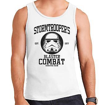 Alkuperäinen Stormtrooper Blaster torjua valmennus joukkue miesten liivi